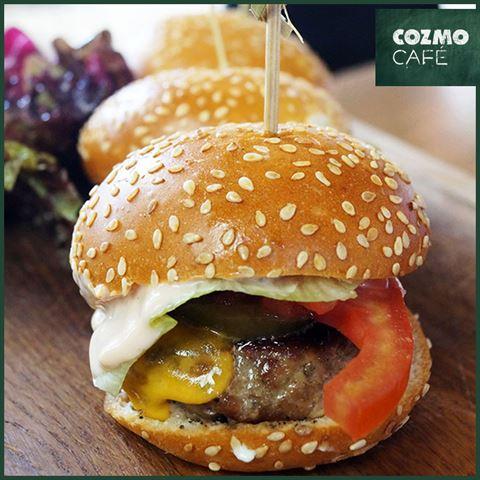 Photo 41660 on date 5 April 2017 - Cozmo Café Restaurant - Achrafieh (ABC Mall) Branch - Lebanon