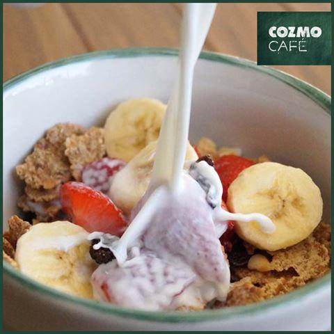 Photo 41661 on date 5 April 2017 - Cozmo Café Restaurant - Achrafieh (ABC Mall) Branch - Lebanon
