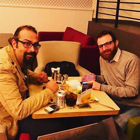الصورة 43610 بتاريخ 18 مايو / أيار 2017 - مطعم وكافيه ليناز باريس