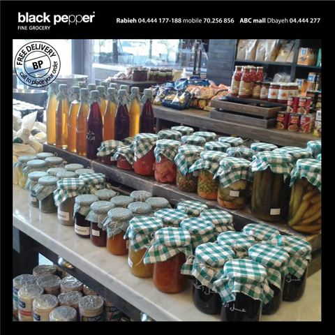 Photo 43715 on date 21 May 2017 - Black Pepper Fine Grocery