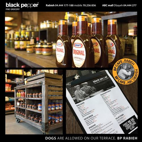 Photo 43716 on date 21 May 2017 - Black Pepper Fine Grocery