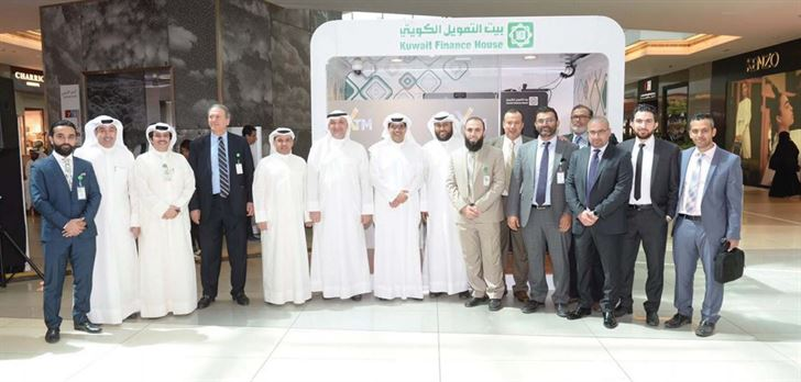 Group photo during the launch of KFH new banking services - XTM