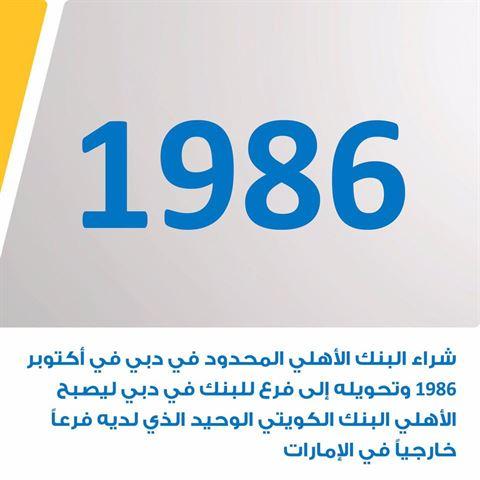 الصورة 44347 بتاريخ 29 مايو 2017 - البنك الأهلي الكويتي - فرع الفحيحيل (مجمع المنشر) - الكويت