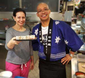 Chef Jay of Wasabi Restaurants