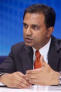 سودير سريداران، نائب الرئيس للعمليات التجارية لمنطقة دول التعاون وشبه القارة الهندية وأفريقيا في فلاي دبي