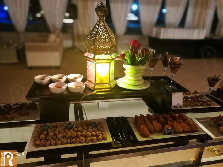 Ghabka Night at Safir Al Fintas Hotel - Ramadan 2017