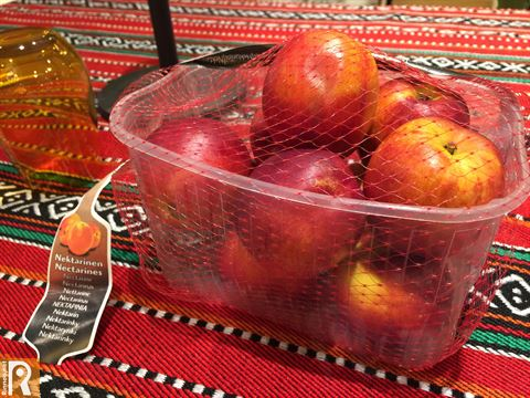 "Photo 45414 on date 22 June 2017 - ""PEACH GARDEN"" Promotes Fresh Peaches in Kuwait for the 2nd consecutive Year"