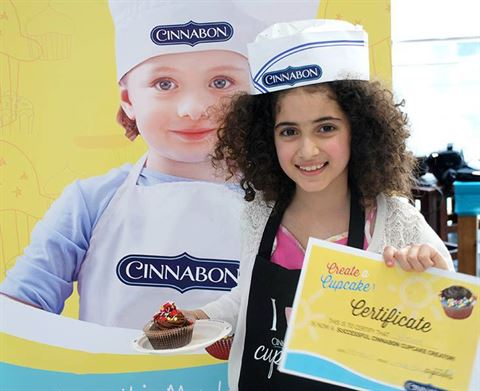 Photo 44496 on date 3 June 2017 - Cinnabon Cafe & Sweets - Salmiya (Omr Bin Al Aas Street) Branch - Kuwait