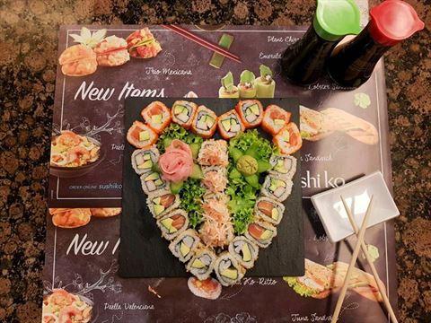 Photo 44596 on date 3 June 2017 - Sushi Ko Restaurant - Dahr El Ain (Sa7 Se7) Branch - Lebanon