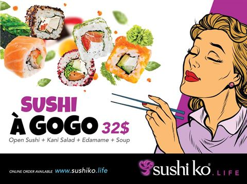 Photo 44601 on date 3 June 2017 - Sushi Ko Restaurant