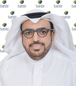 Mr. Shaheen Hamad Al Ghanem, Warba Bank's CEO