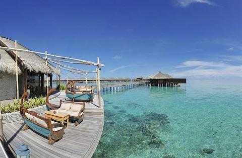 بالصور ... منتجع أيادا المالديف في جزر المالديف الجنوبية