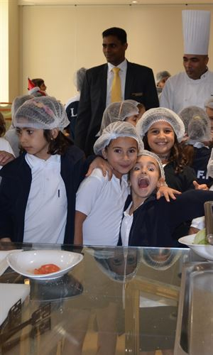 Millennium Plaza Dubai offers cooking classes for mini chefs