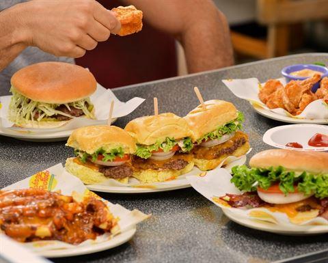 Photo 46170 on date 26 August 2017 - Johnny Rockets Restaurant