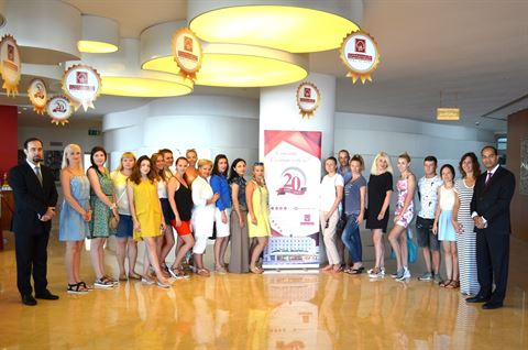 Al Bustan Centre & Residence hosts fam trip for Russian tourism market