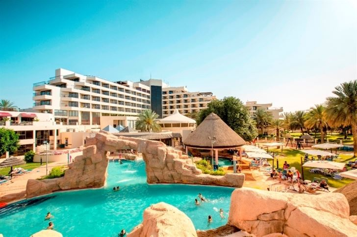 Danat Al Ain Resort redefines weekend fun