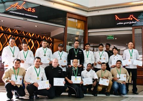 Alshaya restaurants scoop 18 awards at HORECA 2018
