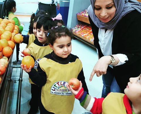 The Sultan Center Hawally Hosts Little Me Preschoolers