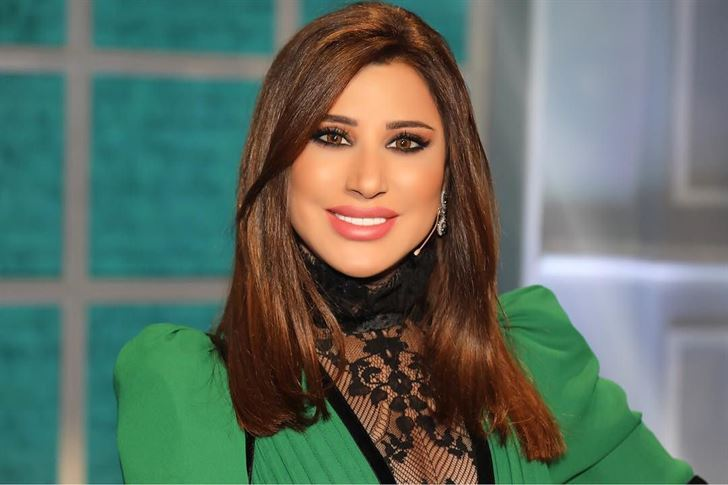 Najwa Karam in Kuwait Opera House on 25th January 2018