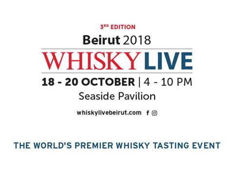 Whisky Live Beirut returns for third edition