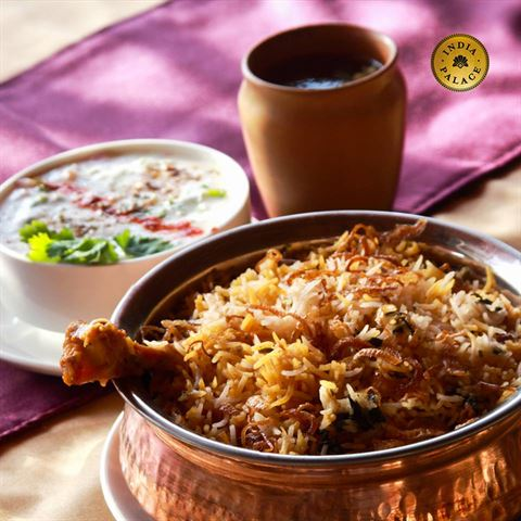 الصورة 54958 بتاريخ 20 أكتوبر 2018 - مطعم قصر الهند - فرع وسط المدينة (دبي مول) - الإمارات