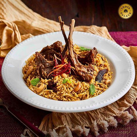 الصورة 54960 بتاريخ 20 أكتوبر 2018 - مطعم قصر الهند - فرع وسط المدينة (دبي مول) - الإمارات