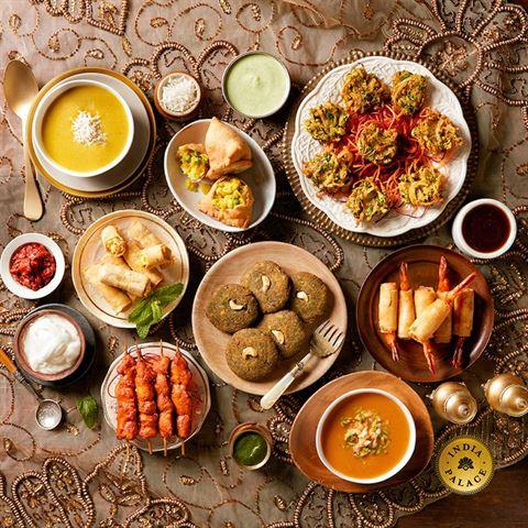الصورة 54961 بتاريخ 20 أكتوبر 2018 - مطعم قصر الهند - فرع وسط المدينة (دبي مول) - الإمارات