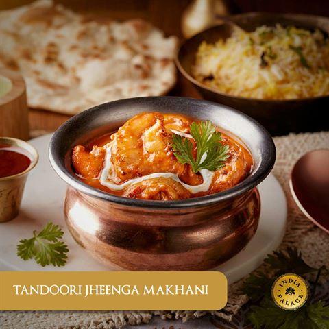الصورة 54965 بتاريخ 20 أكتوبر 2018 - مطعم قصر الهند - فرع وسط المدينة (دبي مول) - الإمارات
