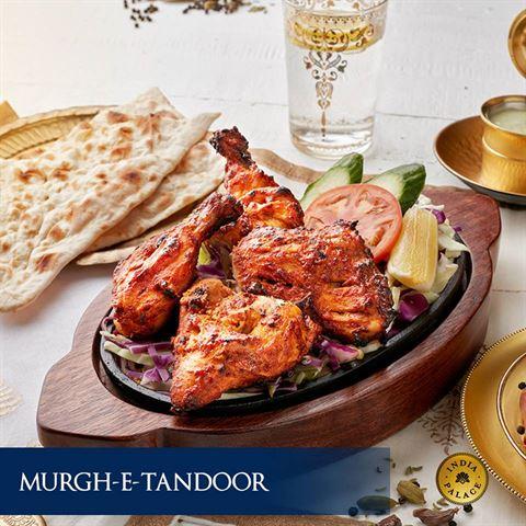 الصورة 54966 بتاريخ 20 أكتوبر 2018 - مطعم قصر الهند - فرع وسط المدينة (دبي مول) - الإمارات