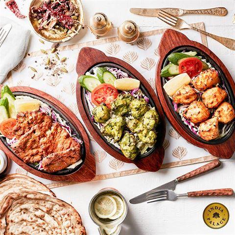 الصورة 54969 بتاريخ 20 أكتوبر 2018 - مطعم قصر الهند - فرع وسط المدينة (دبي مول) - الإمارات