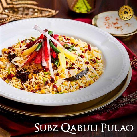 الصورة 54971 بتاريخ 20 أكتوبر 2018 - مطعم قصر الهند - فرع وسط المدينة (دبي مول) - الإمارات