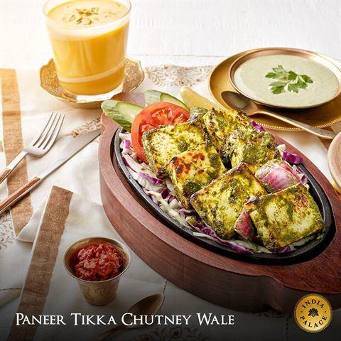 الصورة 54973 بتاريخ 20 أكتوبر 2018 - مطعم قصر الهند - فرع وسط المدينة (دبي مول) - الإمارات
