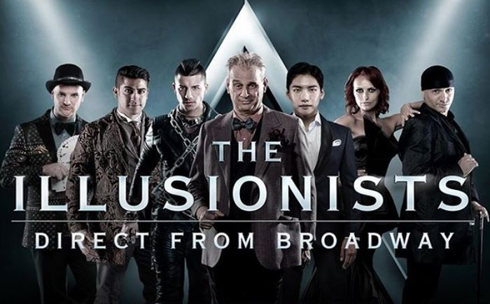 """""""The Illusionist"""" Magic Show in JACC Kuwait from 24 - 27 October 2018"""
