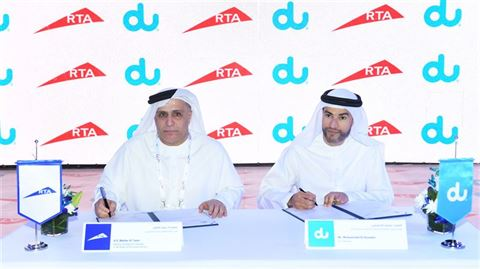 Free Wi-Fi Will Now be in All Dubai Taxis