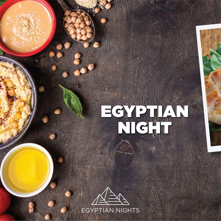 ليلة مصرية في فندق كراون بلازا الكويت كل يوم أربعاء