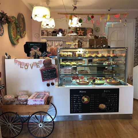 Photo 55307 on date 27 October 2018 - Tea Party Sweets