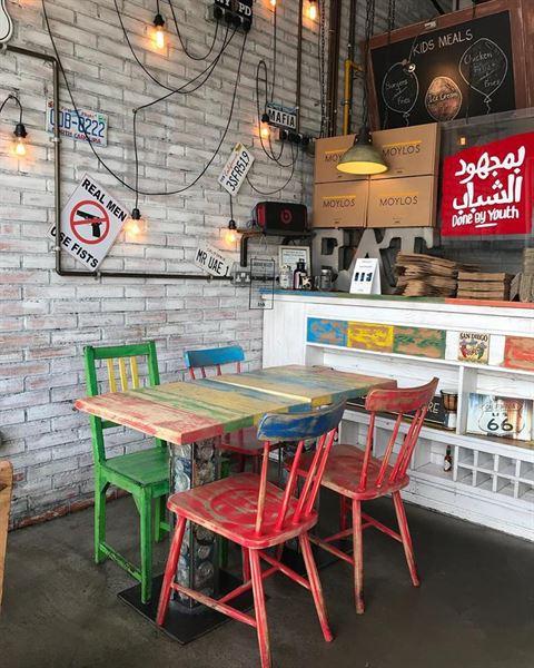 Photo 54361 on date 8 October 2018 - Moylo's Burgers Restaurant - Jumeirah (Jumeirah 3) - Dubai, UAE