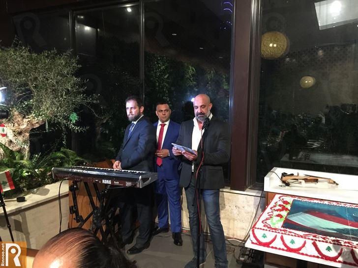 Sultan Ibrahim restaurant Kuwait celebrates Lebanon's 75th national day