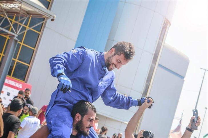 فهد أبو صلاح، شاب لبناني مبدع يحقق انجازاً شرق أوسطياً وينال دعوات لزيارة أوروبا من شركات عالمية