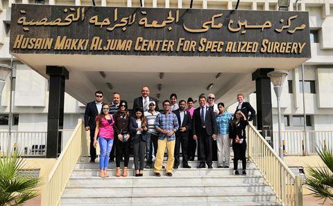 فندق سفير الفنطاس - الكويت يشارك في الحملة التوعوية العالمية ضد سرطان الثدي