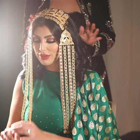 Fashionista Dana Al Tuwarish Celebrates Wedding in Dar Hamad Kuwait