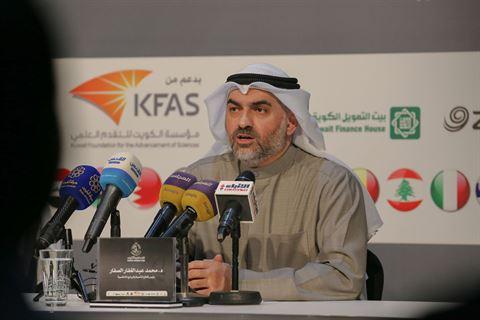 رئيس قطاع التنمية والبرامج التنافسية بالنادي د. محمد الصفار