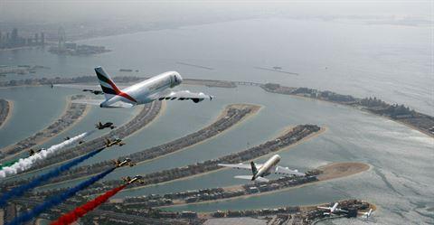 تعاون بين الناقلات الوطنية الإماراتية تكريماً لإرث الشيخ زايد