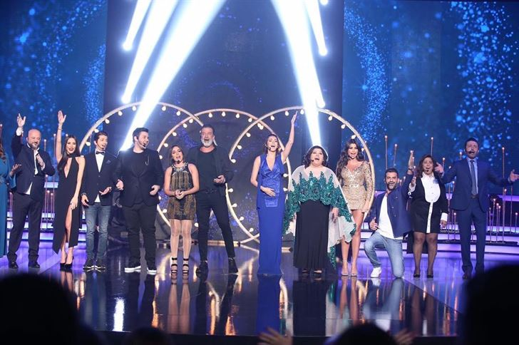 The 1st Episode of Celebrity Duets Launched on MTV - Beiruting