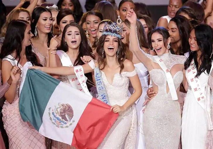 Mira Toufaily Represented Lebanon in Miss World 2018 in China