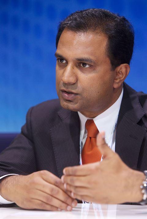 سودير سريداران نائب الرئيس للشؤون التجارية لمنطقة دول التعاون وشبه القارة الهندية وأفريقيا  في فلاي دبي
