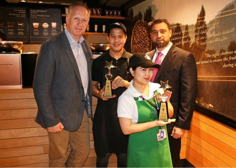 Starbucks and Babel Restaurant got Recognised for Great Customer Service