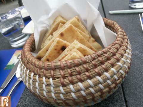 Egyptian Lunch at Beit Shoukri Restaurant in Sheikh Jaber Cultural Center