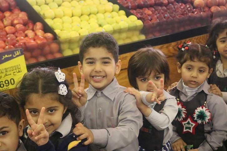 مركز سلطان يستضيف أطفال حضانة برايت كيدز  كاسل