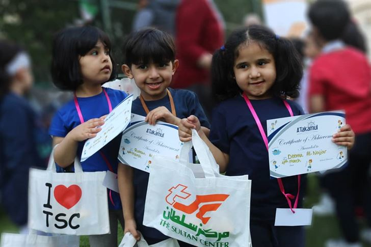 TSC Supports Al-Takamul Int'l School Annual Sport's Day